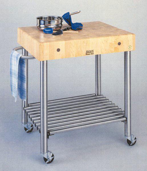 John boos cucina d 39 amico kitchen cart free shipping - D amico cucina ...