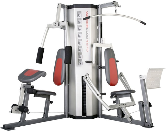 Weider Club 4870 System Free Shipping Today Overstock