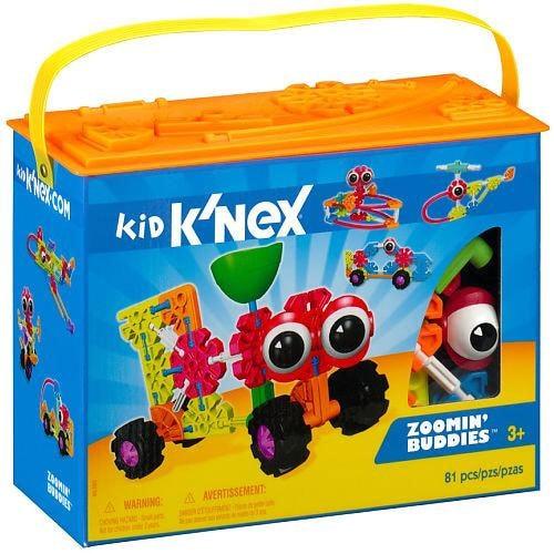 Kid K'Nex: Zoomin Buddies