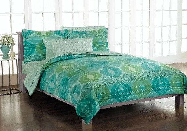 Orion Full-size Comforter and Sheet Set
