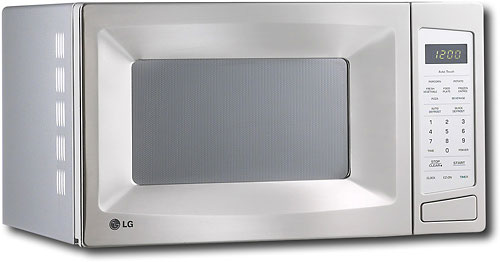Lg 1200 Watt Countertop Microwave Refurbished