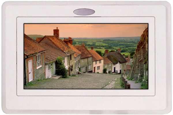7-inch Digital Picture Frame with Remote Control