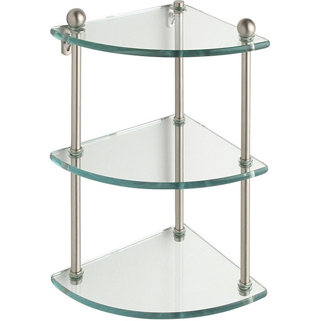 Innovative Wilko Glass Corner Shelves 2pk At Wilkocom