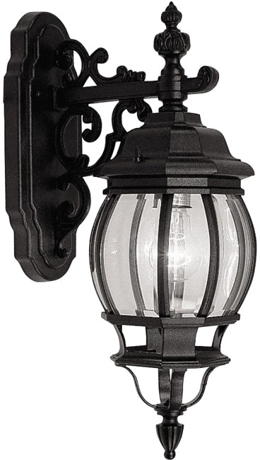 Victorian Lantern Outdoor Wall Light Fixture Free