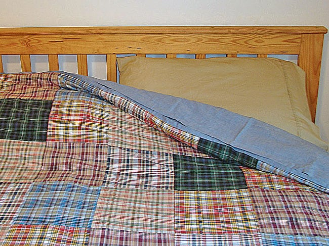 Shop Madras Plaid Duvet Cover Free Shipping On Orders
