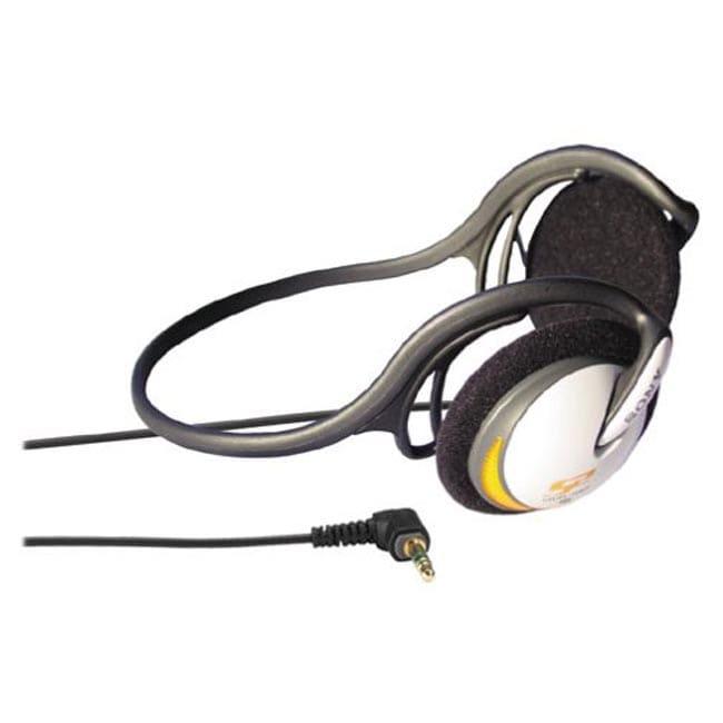 Sony S2 Sports Behind-the-neck Headphones