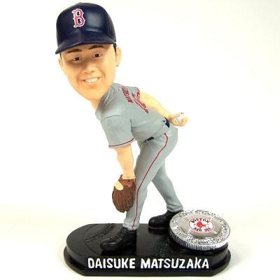 Boston Red Sox Dice-K Matsuzaka Road Bobblehead