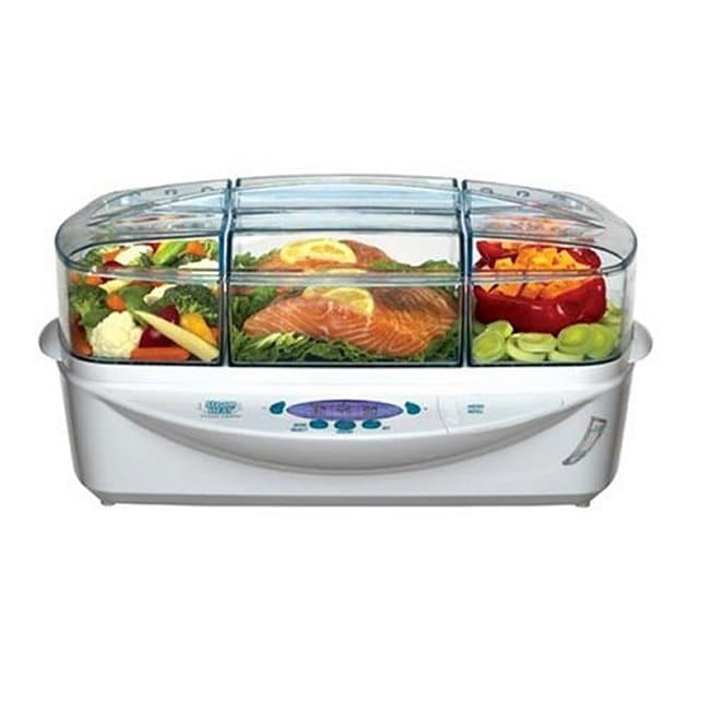 Salton Countertop Ice Maker : Richard Simmons Electric Food Steamer - Free Shipping Today ...