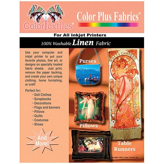 Color Textiles Linen Fabric
