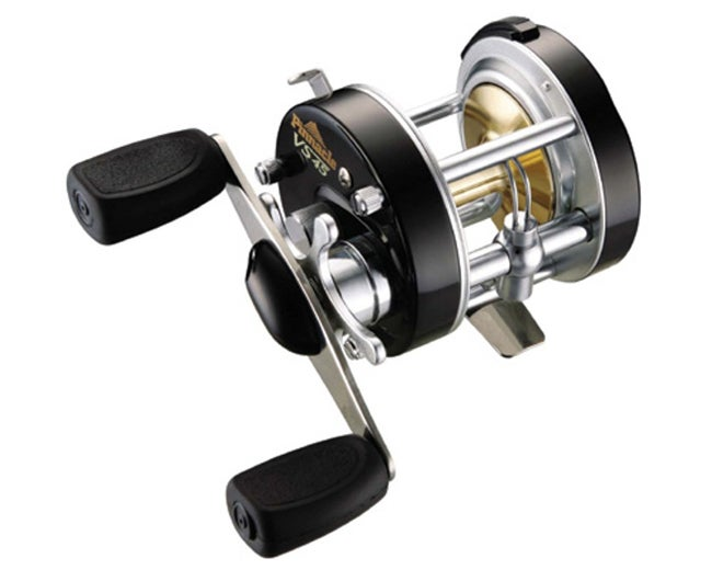 Pinnacle vision round baitcast fishing reel free for Pinnacle fishing reels