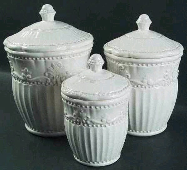 American Atelier 3-piece Canister Set