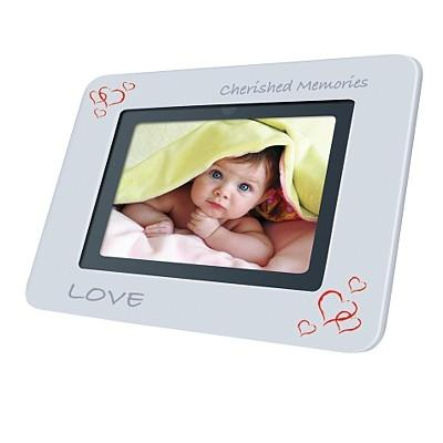 Shop Coby Dp770 7 Inch Widescreen Digital Frame Free Shipping
