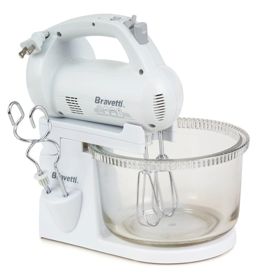 Bravetti Hand and Stand Mixer