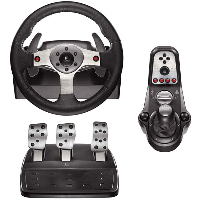 Logitech G25 Racing Wheel Force Feedback for PS3 (Refurbished)