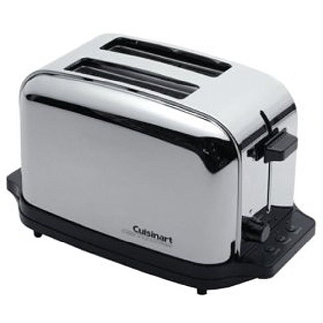 Cuisinart Cpt 70 Classic Style Toaster Refurb Free