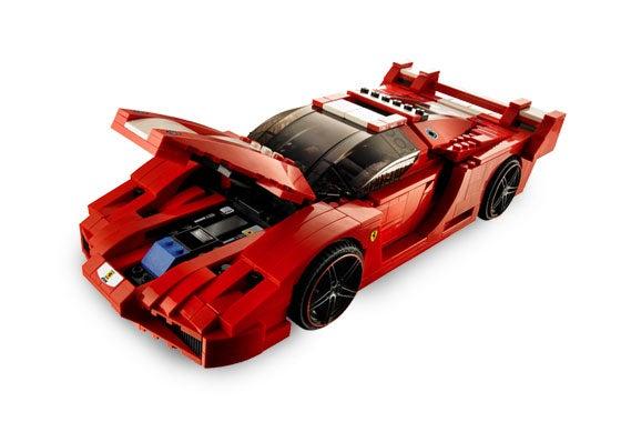 LEGO Ferrari FXX Play Set