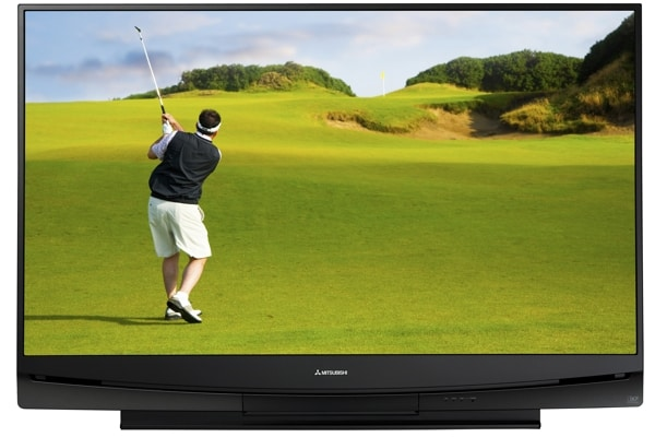 Mitsubishi WD60735 60-inch DLP HD TV