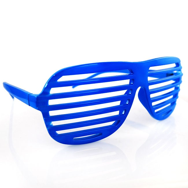 Shutter Shades Blue Sunglasses Free Shipping On Orders