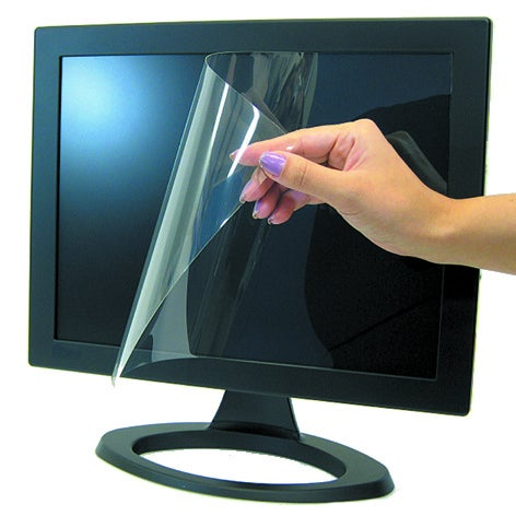 19-inch LCD Monitor Protector Screen Shield