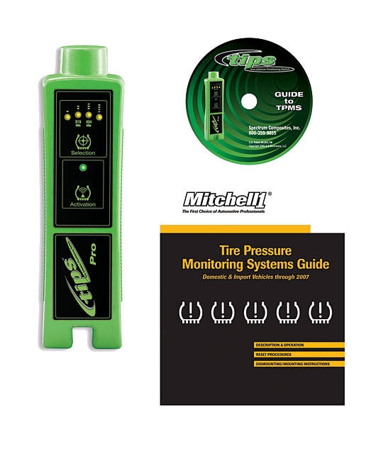 Tire Pressure Monitoring System Reset Tool
