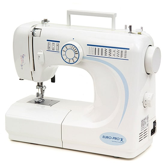 Euro pro 21 stitch easy sewlutions sewing machine free for Euro pro craft n sew