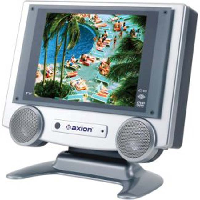 Axion 7080A LCD TV/ DVD Combo with SD Card Reader