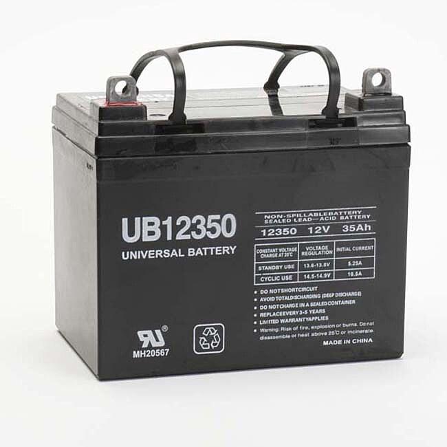 Universal D5722 U1 Wheelchair Battery