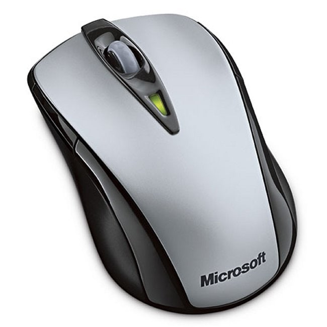 Microsoft 5-button Tilt Wheel Wireless Laser Mouse