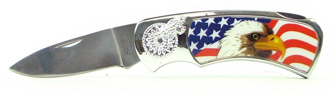 Eagle Lockback Collectors Pocket Knife in Box