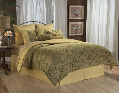 London 9- or 11-piece Deluxe Comforter Set