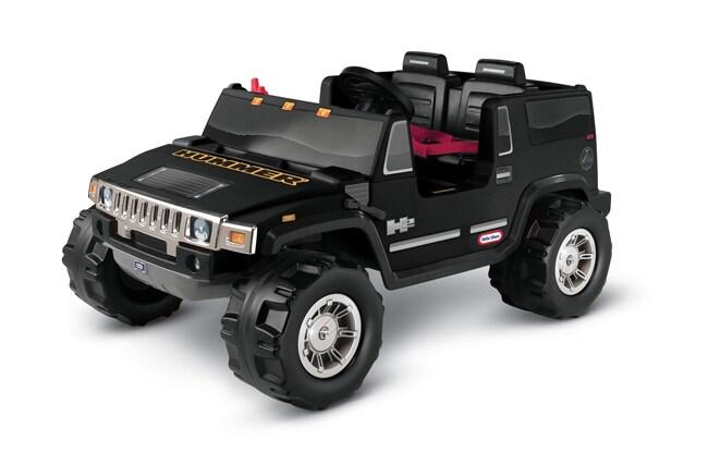 H2 Hummer 12-volt Ride-on Toy