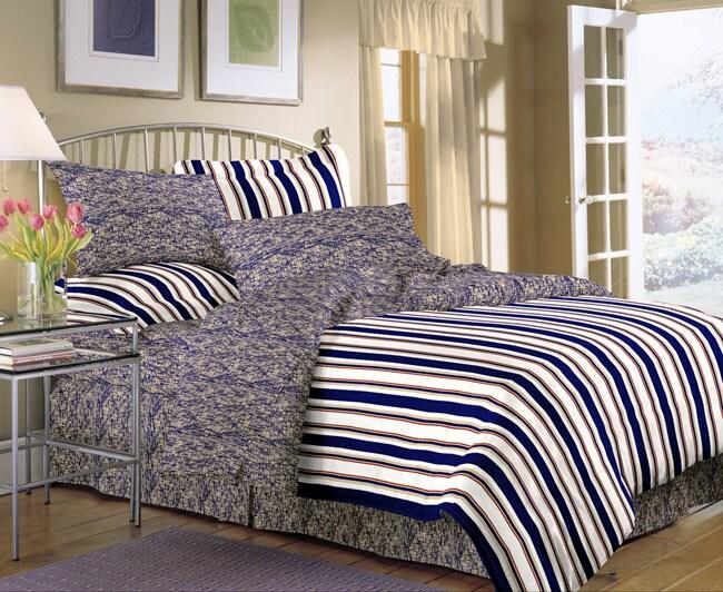 Stone Cottage Shanghai Stripe Bedding Set