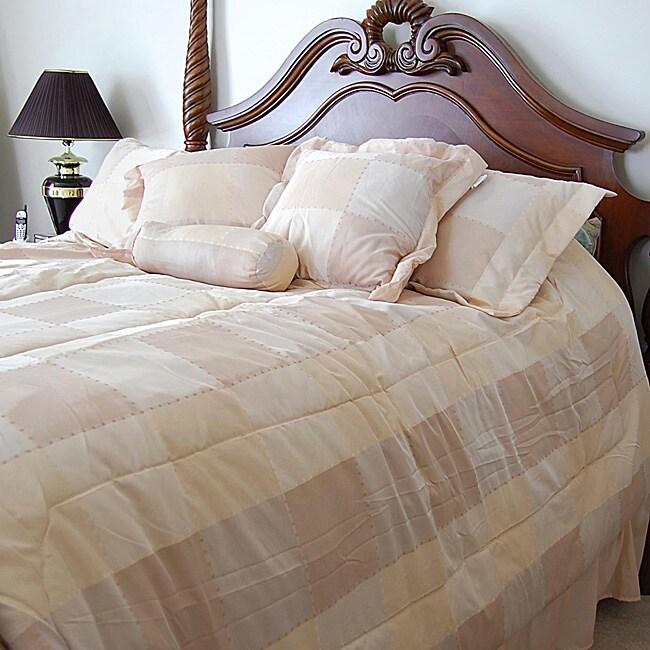 Ysela Granite 7-piece Bedding Comforter Set