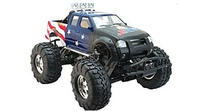 RC Car-Super Off Road RC Truck