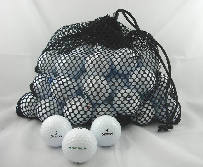 Srixion Recycled Golf Balls (Pack of 48) (Refurbished)