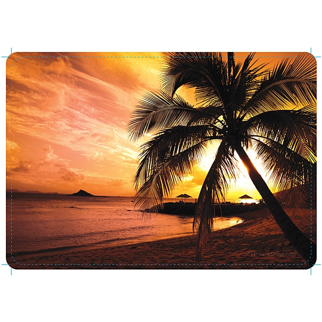Skinware Palm Sunset Laptop Dust Cover