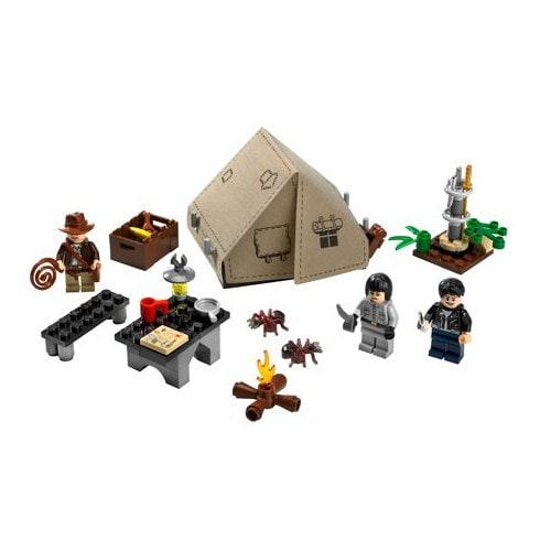 LEGO Indiana Jones Jungle Duel Set