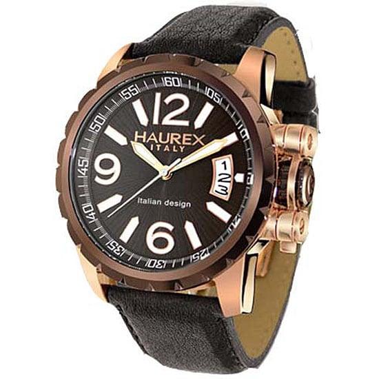 Haurex italy men 39 s aeron watch free shipping today 11307377 for Haurex watches