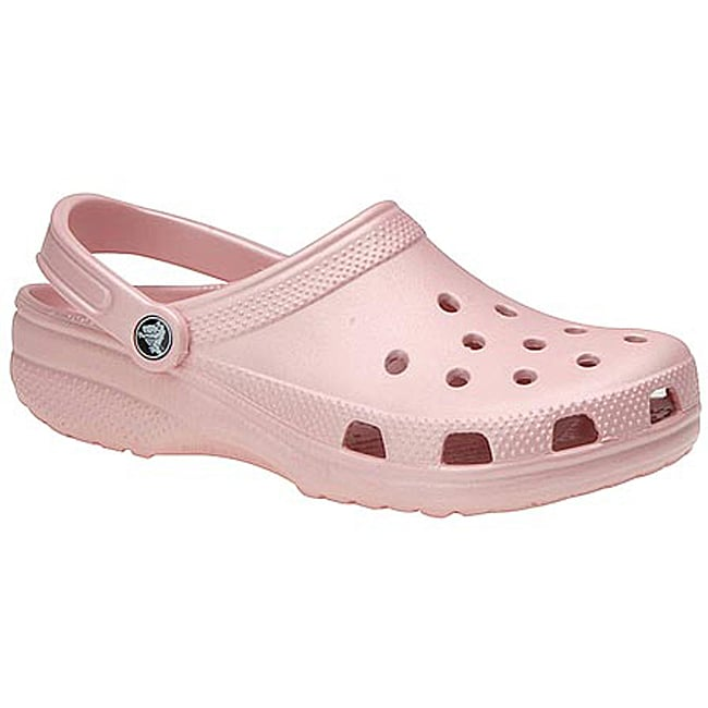 011284a89444 Shop Crocs Cayman Adult Cotton Candy Pink Shoes - Free Shipping On ...