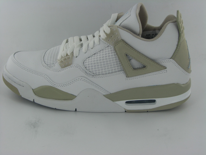 fdb59b19 Shop Nike Wmns Air Jordan 4 Retro - 313559-142 - Free Shipping Today ...