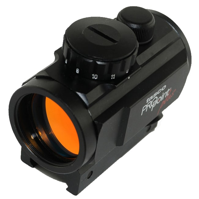 Tasco ProPoint Plus 1x30mm Red Dot Sight