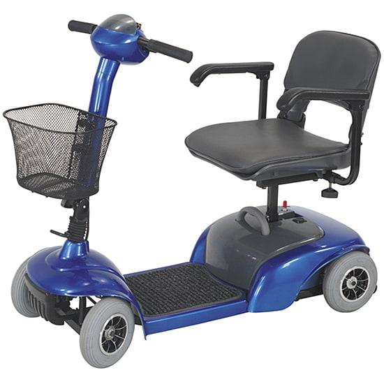Cosco Blue 4-wheel Scooter