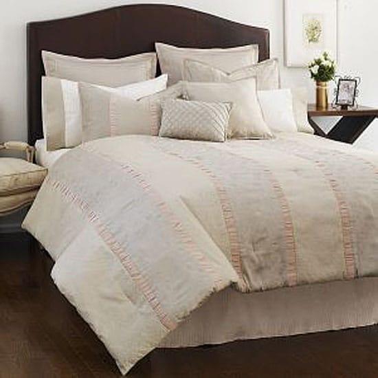 Brocade Shimmer 8-piece Bedding Set