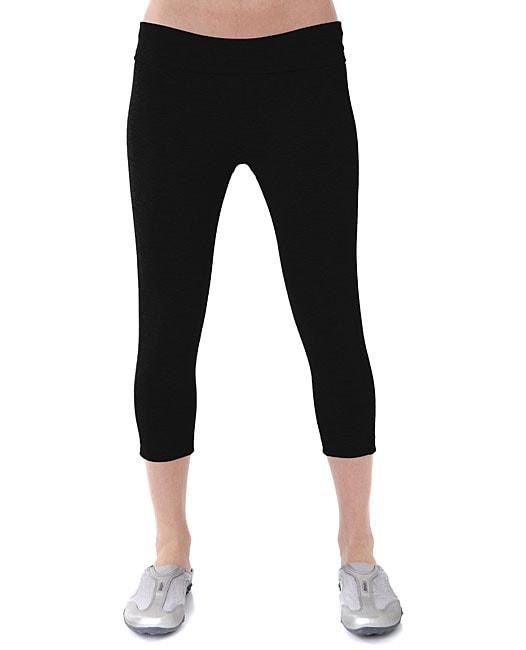 Danskin Women's Body Fit Capri Pants