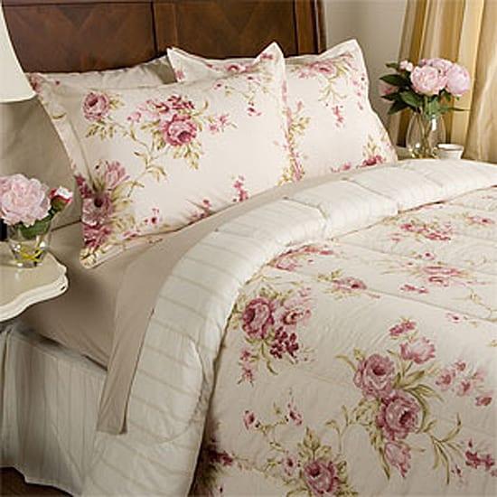 Laura Ashley Sommerset 4-piece Comforter Set