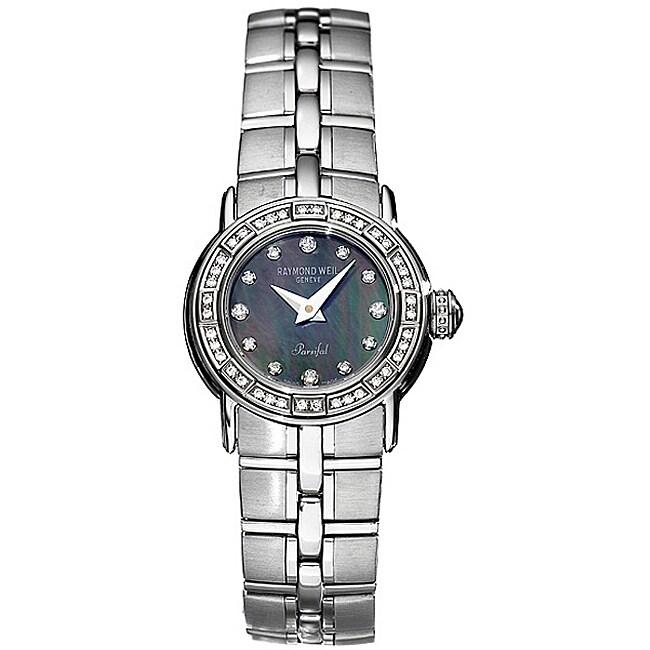 Raymond Weil Parsifal Women's Diamond Quartz Watch