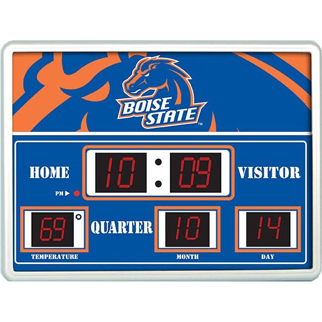 Boise State Scoreboard Clock Free Shipping Today