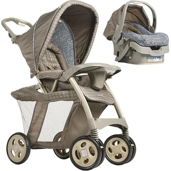 Shop Safety 1st Danbury Travel System Plus Stroller - Free ...
