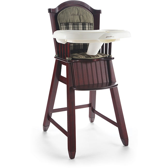 Ed Bauer Newport Collection Wood High Chair Free
