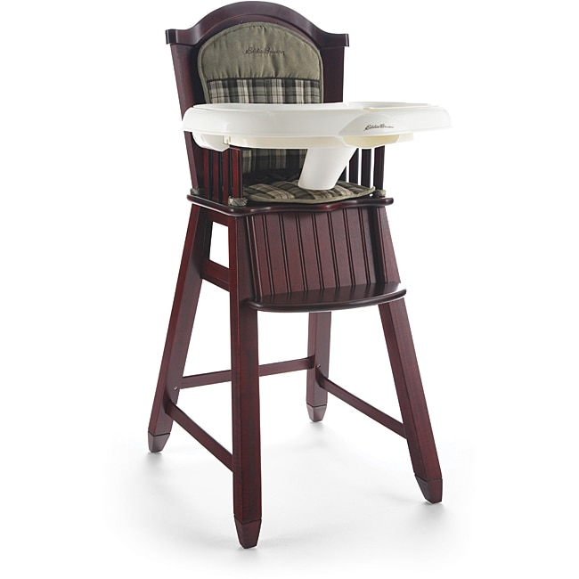Eddie Bauer Newport Collection Wood High Chair Free